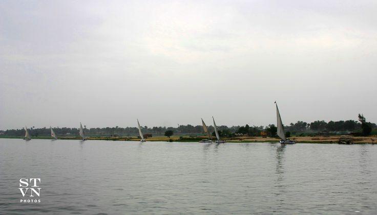 River Nile #EGYPT