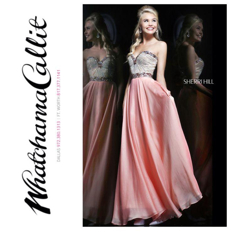 Modern Prom Dresses Sherri Hill 2014 Mold - Wedding Dress Ideas ...
