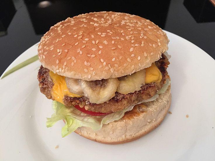 Monkey - Burger 1