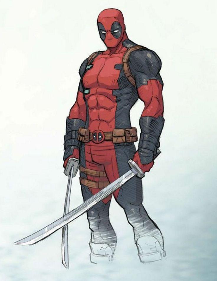Deadpool - Reilly Brown