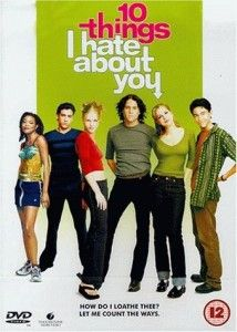 """""""But then, you know, there's always drums, and bass, and maybe even one day a tambourine."""" -10 Things I Hate About You"""