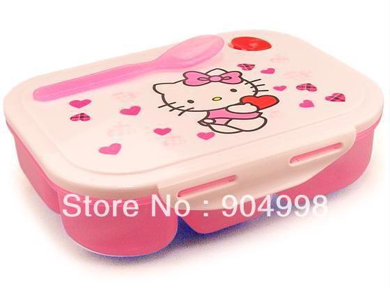 Yüksek kalite gişe kutuları, Çin sevimli öğle yemeği kutu Tedarikçiler,Ucuz öğle yemeği kutusu çin, ile ilgili daha fazla Sofra Takımları bilgiye Aliexpress.com'dan Professional Hello Kitty  ulaşınız