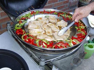 Grilled Pork Loin Chops or Chicken Breast Recipe - Croatian Kotlovina: Croatian…