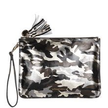 Flat Pouch - Camoflauge