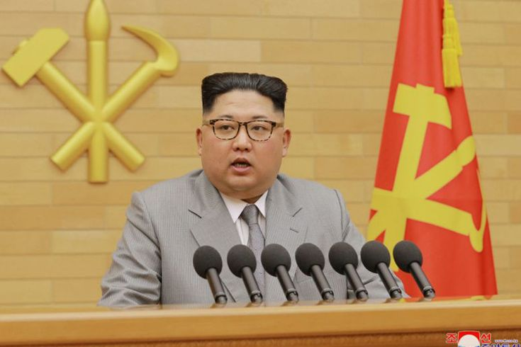 SEOUL, South Korea (AP) — North Korean leader Kim Jong Un said Monday that the United States should be aware that his country's nuclear forces are now ..