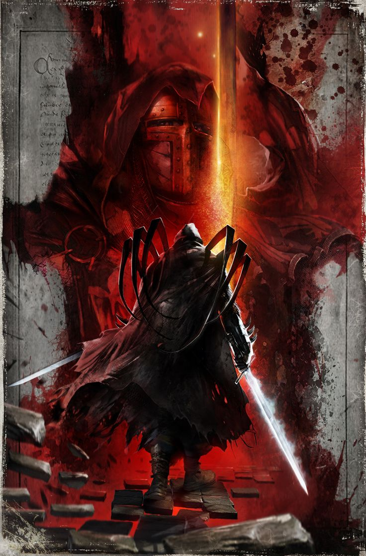 Azrael. This is another of that Azreal. Loving the artwork!