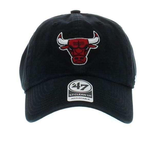 big sale b643e 9bc46 Chicago Bulls Clean Up Dad Hat   CraniumFitteds.com