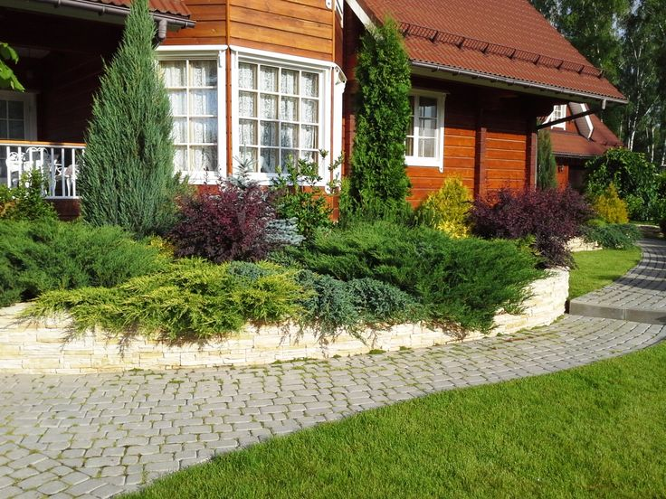 ландшафтный дизайн загородного дома: 26 тыс изображений найдено в Яндекс.Картинках