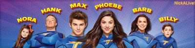 "NickALive!: Nickelodeon USA To Fully Premiere ""The Thundermans"" On Saturday 2nd November 2013"