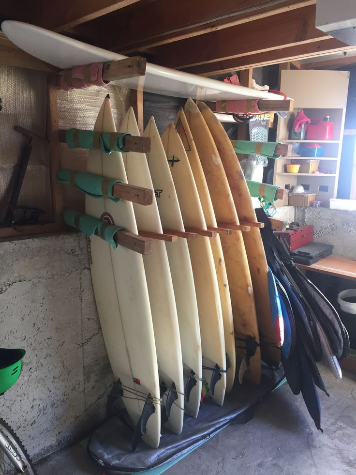 More boards - new rack!