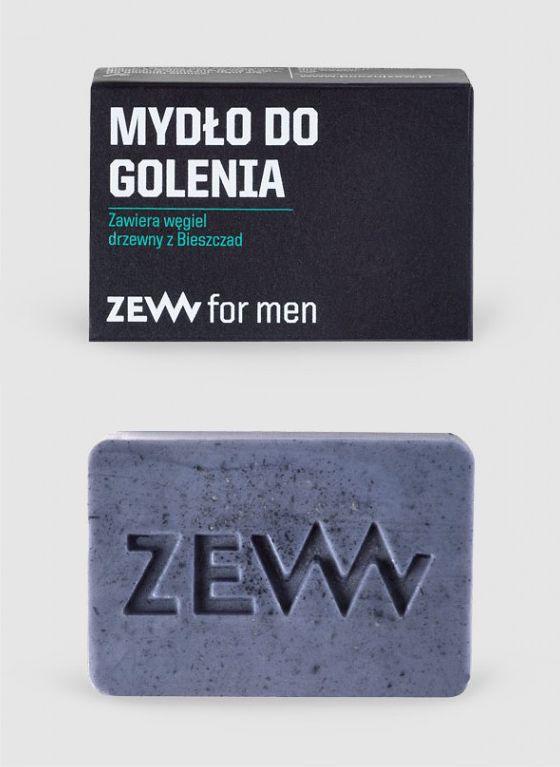 Mydło do golenia ZEW for men
