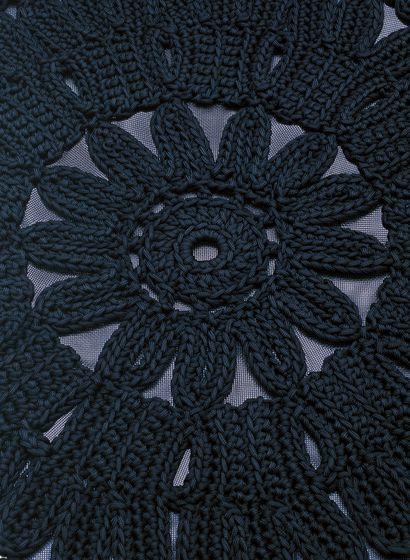 Outdoor rugs | Outdoor textiles | Crochet | Paola Lenti. Check it out on Architonic