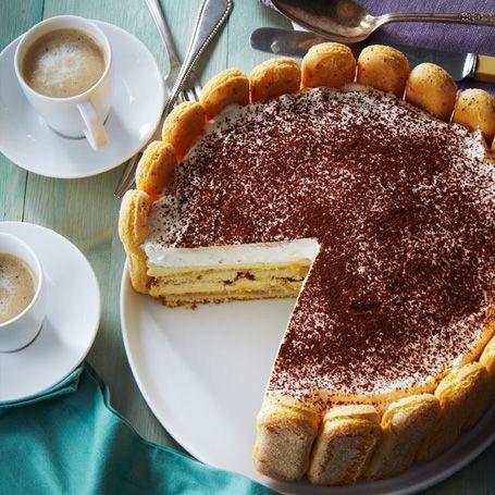 Tiramisu - Genoise Sponge Cake