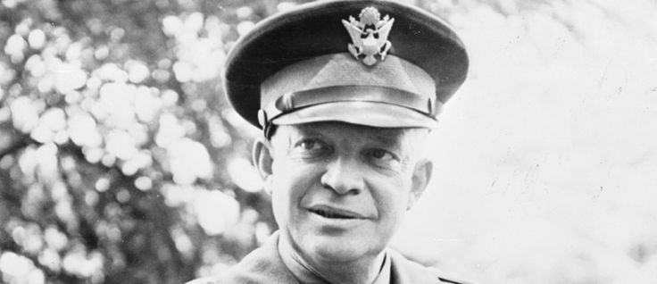 d-day general eisenhower