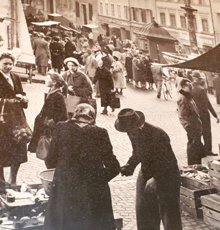 Wednesday and Saturday Markets have a long tradition in Solothurn