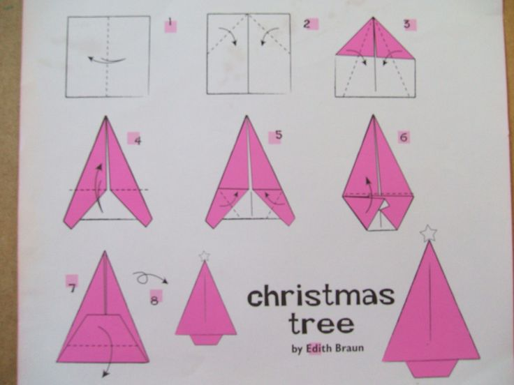 Best origami xmas tags images on pinterest christmas