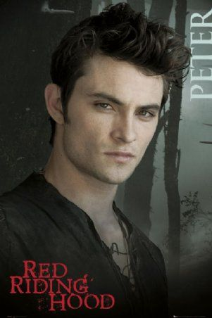 "Shiloh Fernandez as Peter in the movie ""Red Riding Hood"" and all I can say is ""YUMMY""!!!!"
