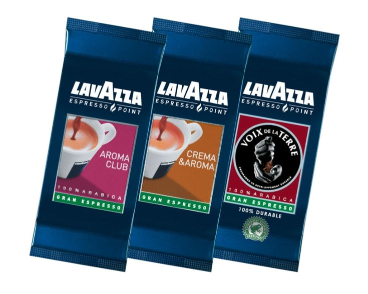 300 CAFÉS capsules lavazza espresso point