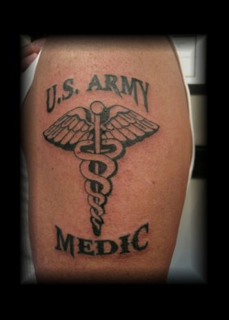 im gonna have to get this haha cause i am gonna be a medic :) i am gonna join to be a medic and im proud to say it military runs in my family and i want to help contuine it means alot and i would be proud to say that i did something good for my country :''')