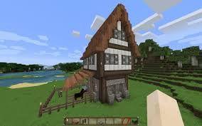 minecraft medieval build haus houses town building layout stable mittelalterliches ein instructables bouwen hus medeltida bauen wie stap stall steg