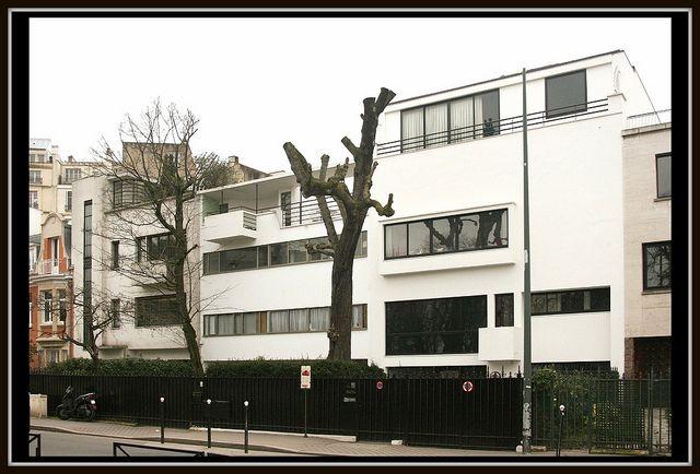 Robert Mallet-Stevens [1926]- le corbusier [1926]- Louis Raymond Fischer [1929]- Boulogne-Billancourt   Flickr : partage de photos !