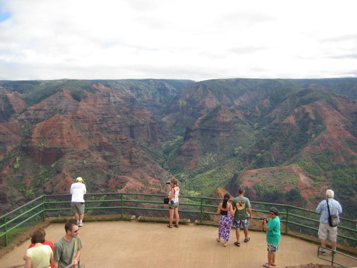 Waimea Canyon, Kauai, The Canyons of the west as  the US has the Grand Canyon of the east.