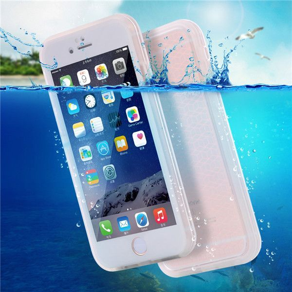 IP 67 Waterproof Shockproof Phone Case Cover For Iphone 6S 6 5S 7 Plus Water/Dirt/ Swimming Dive Cases Coque For Iphone 6 7 5