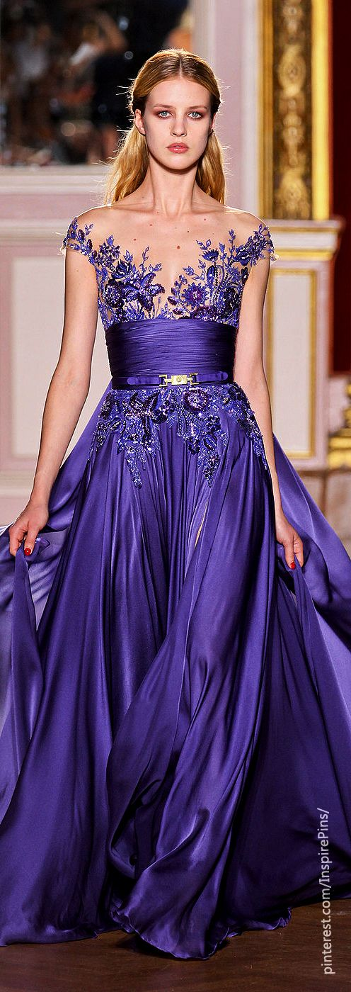 Zuhair Murad - Couture Fall 2012 Fabulous
