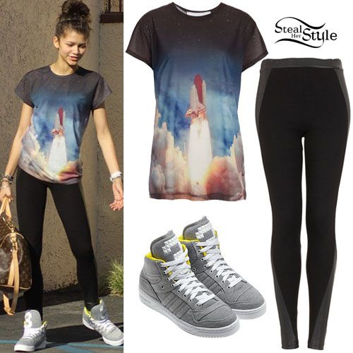Find this Pin and more on Zendaya Coleman Style.