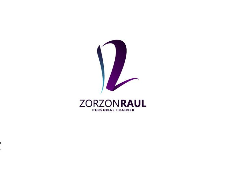 Logo made for Raul Zorzon