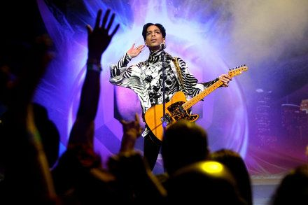 Prince Websites Compiled in Online Museum