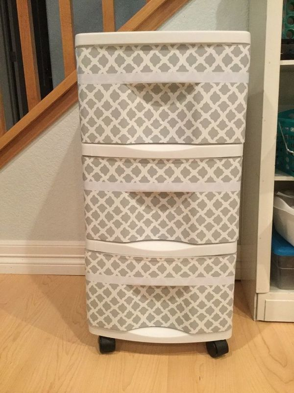 Upcycle Storage Containers Transformations Rangement