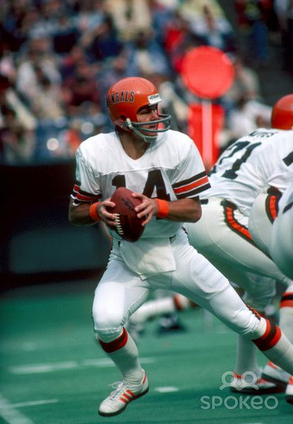 Ken Anderson - the original #14 whose jersey should have been retired!