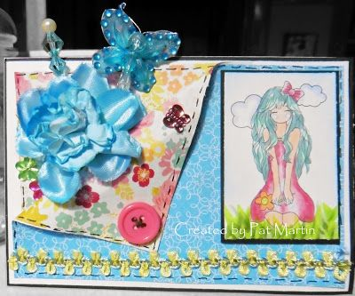 Patacake Pages: Craft Your Passion with Sasayuki Glitter This Week