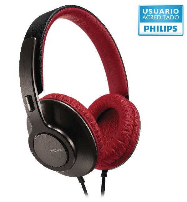 SHL 5800  Estos auriculares están diseñados para disfrutar de tu música dondequiera que vayas. Las almohadillas ultra suaves y aislantes te permiten continuar escuchando tus pistas favoritas, mientras que la increíble calidad de sonido te ofrece una nueva experiencia de escucha.  http://articulo.mercadolibre.com.ar/MLA-421924530-auricular-philips-con-banda-de-sujecion-shl-5800-_JM
