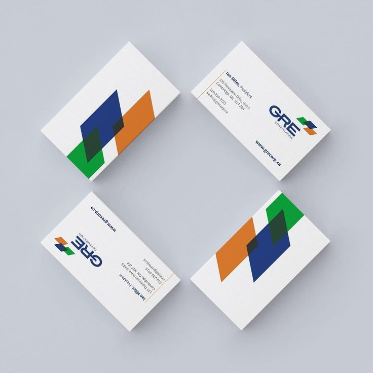 GRE | Business Cards - GRE Corporation is a generation and renewable energy solutions company. Their top priority is to help customers reach their energy management goals by tapping into the benefits of clean energy technologies such as combined heat and power (CHP) #blondecarddesign #businesscards #energy