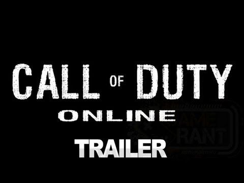 Call of Duty Online  The music in this trailer and they sync with the gameplay is tops.  China only though :(
