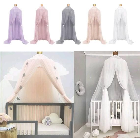 Baby Canopy Tent Bettzelt Kinderbett Zelt Und Prinzessinnen
