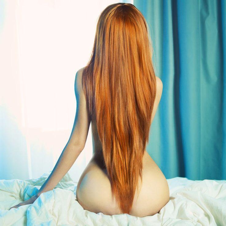 Cock redhead butt bang naked costume black