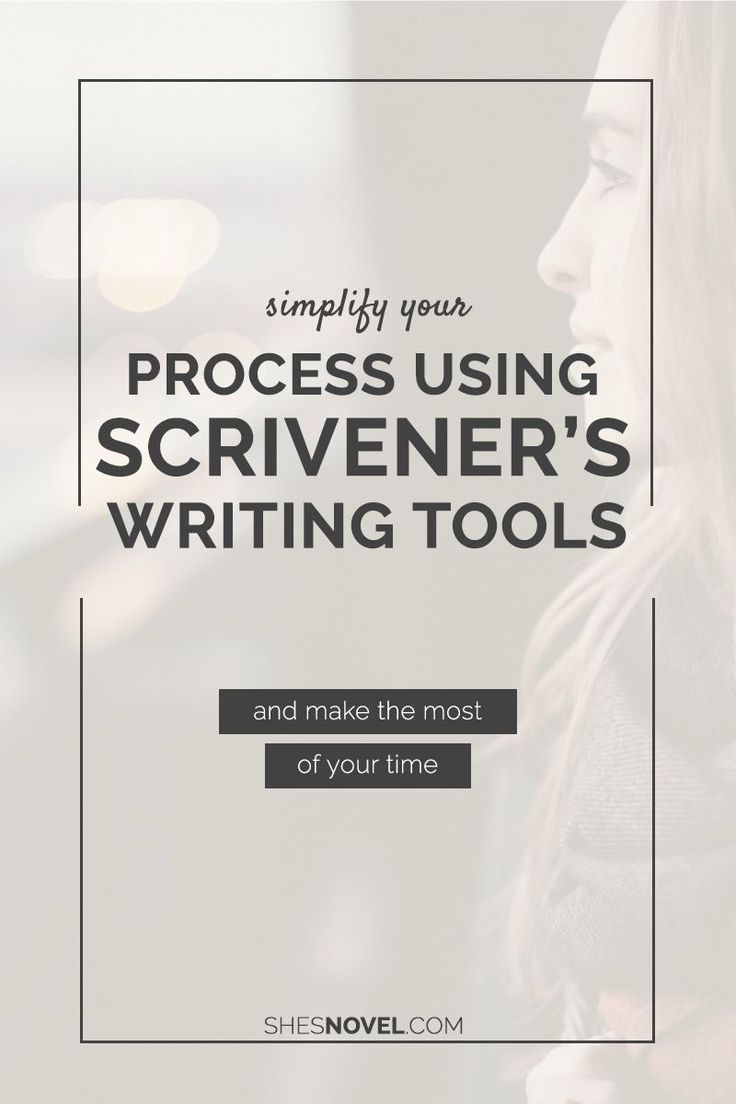 Did you know that Scrivener features several built-in tools that can  simplify your writing process and make your limited writing time even more  proficient?  It's true!  With other word processors, you're forced to open up the internet if you  need to check the definition of a word or search for a piece of vital  information. And once you have the browser open, there's no telling what  other sites you might find yourself on.  For me, the temptation to check social media or blog stats at…