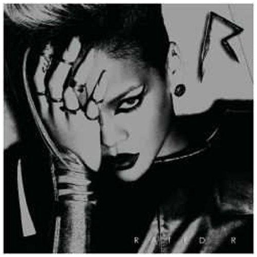 I like this photo on Rihanna's CD.