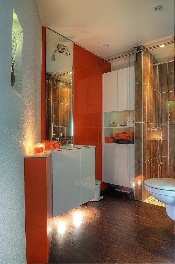 Digital Art Gallery Bathroom ideas