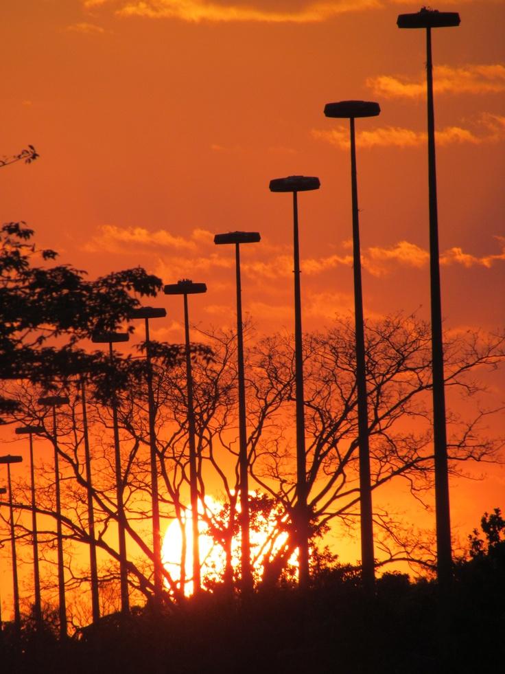 Sunrise in Campo Grande ♥