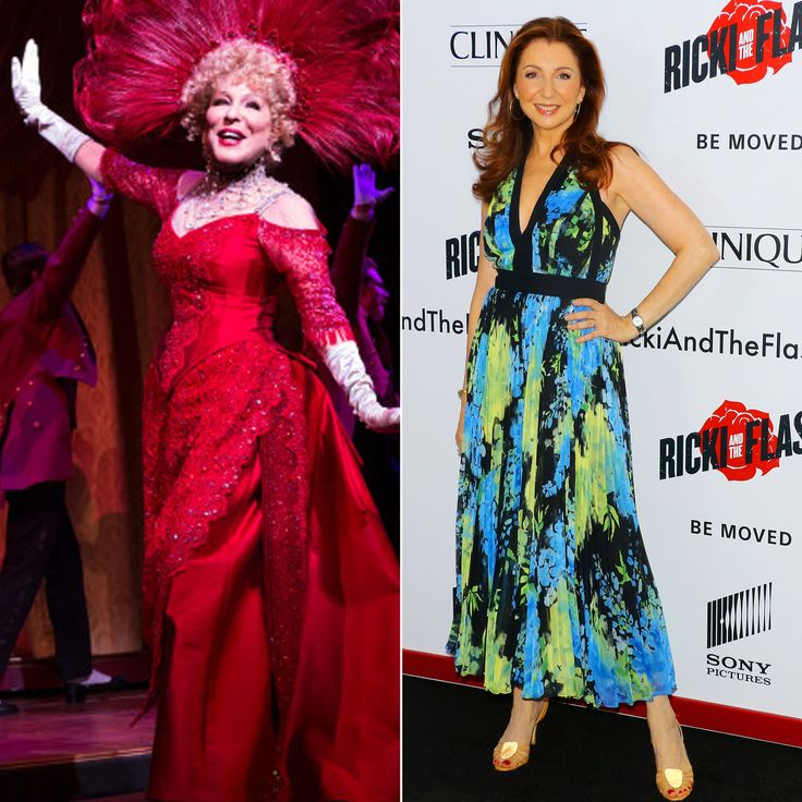 Hello, Dolly! is just as joyful with Donna Murphy #EW stage review #Celebrity #dolly #donna #hello #joyful