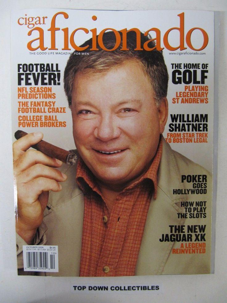 Cigar Aficionado Magazine Sept./Oct. 2006 Football Fever-NFL/Fantasy/College