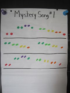 Boomwhacker Mystery Songs