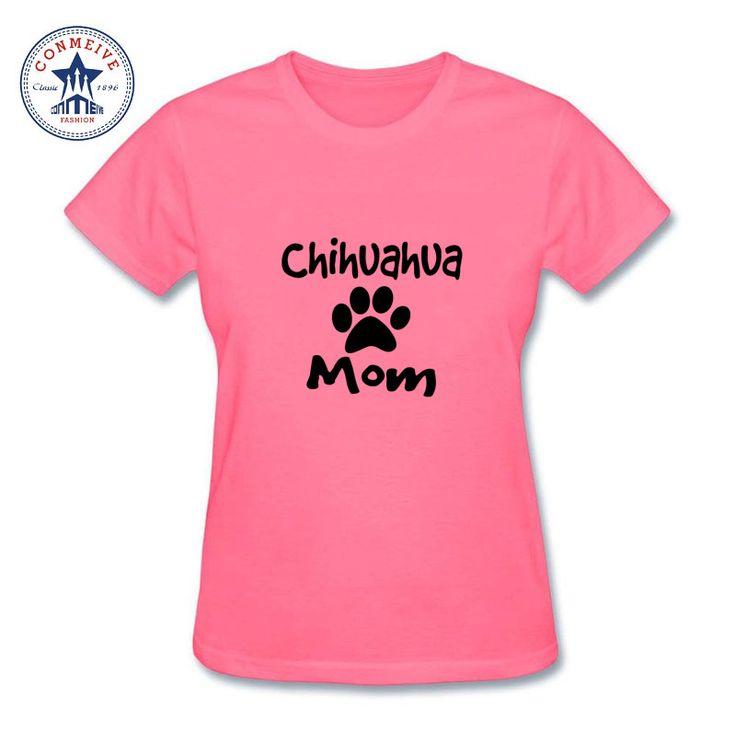 Women's Chihuahua Mom T shirt //Price: $43.47 & FREE Shipping //     #cat #dog  #kitten #petworld #puppy #animal