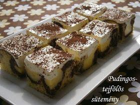 Egy nagyon finom, könnyed, egyáltalán nem túl édes, talán épp ezért annyira finomságos süteményt sütöttem Andi konyhájából . Számomra újdon...