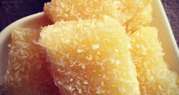 Le pudding de manioc est relativement simple à réaliser. (Photo : Easy Yummy Cookery)