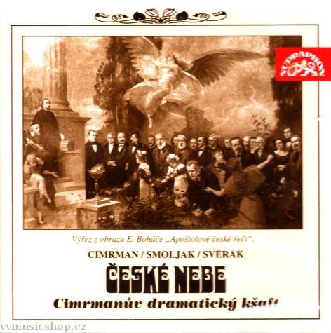 Cimrman - Svěrák - Smoljak na CD České nebe